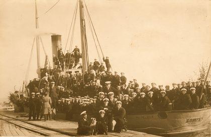Lootsid, meremehed ja kaptenid