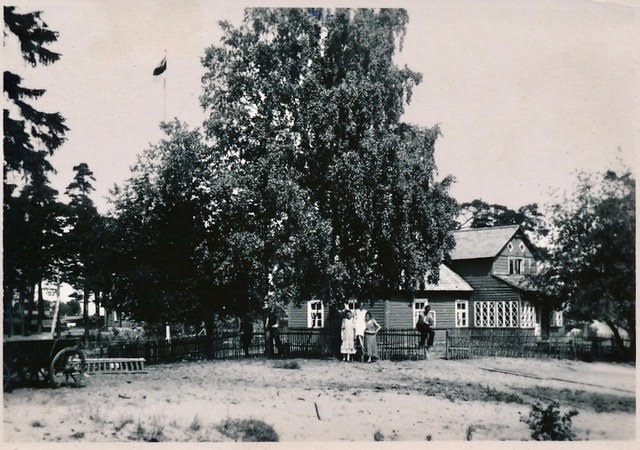 Võidupüha 23.06.1937 Põhjakülas